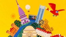 Pittura e poesia insieme: mostra per bambini dedicata a Torino