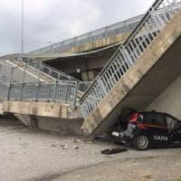"""Cavalcavia crollato a Fossano, Salvini attacca il Pd: """"Dopo un anno è tutto come prima"""""""