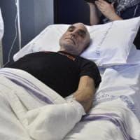 Torino, una mano bionica per l'ultramaratoneta sardo Roberto Zanda