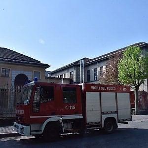 Torino, principio d'incendio al Mauriziano: evacuato il pronto soccorso
