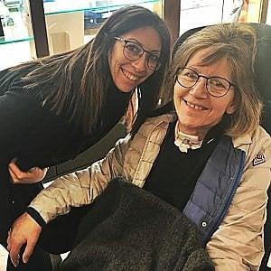 Torino, il 5 mille per aiutare nonna Marisa paralizzata dalla folla di piazza San Carlo