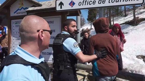 Tafferugli a Montgenèvre, a processo il 31 maggio in Francia