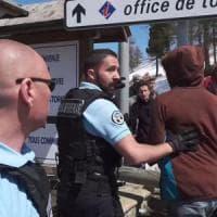 Tafferugli a Montgenèvre, a processo il 31 maggio in Francia i tre antagonisti rimasti...