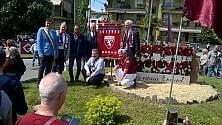 Borgaro, inaugurato il nuovo monumento al Grande Torino
