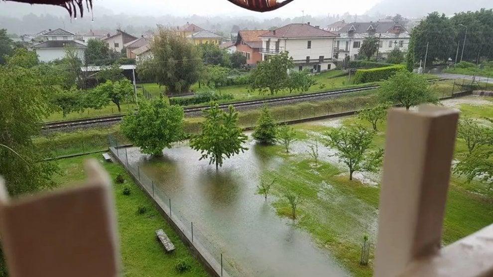 I fiumi che fanno paura nel Pinerolese