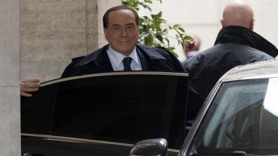 Torino, Ruby ter: chiesto il rinvio a giudizio per Berlusconi