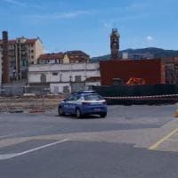 Torino, bomba d'aereo nel cantiere. Alle 22 chiusi Eataly, 8Gallery e via Nizza: intervengono gli artificieri