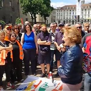 """Torino, Fedex Tnt. I sindacati: """"alta adesione asllo sciopero contro i licenziamenti"""""""