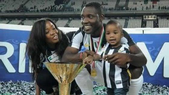 """Juve, l'addio di Asamoah: """"Sarà difficile giocare contro di voi, vado all'Inter per la mia famiglia"""""""