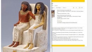 Torino, ecco il nuovo sito del Museo Egizio: tutti i 3300 reperti messi online per visitatori e scienziati