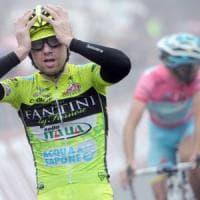 Giro: Santambrogio, l'ultimo a vincere a Bardonecchia: