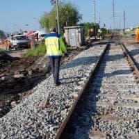 Disastro ferroviario a Caluso, sgomberati i binari. Treni sostituiti da