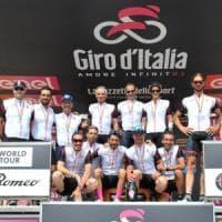 Giro d'Italia, operaio travolto da un Tir a Cervinia: è grave