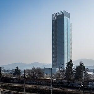 Il grattacielo della Regione sarà pronto, tra un anno, nella primavera 2019