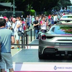 Torino: domani al via il Salone dell'auto al Valentino, attesi 700mila visitatori