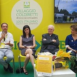 """Torino, la Coldiretti lancia la """"spesa sospesa"""" contro lo spreco alimentare"""