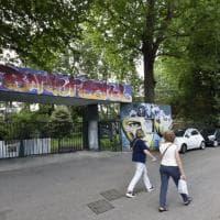 Torino: Parco Michelotti, scene di un abbandono