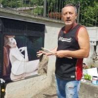 Spunta il ritratto di una prostituta nel concorso pittorico