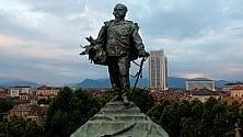 Ritratti col drone: le statue di Torino come non le avete mai viste