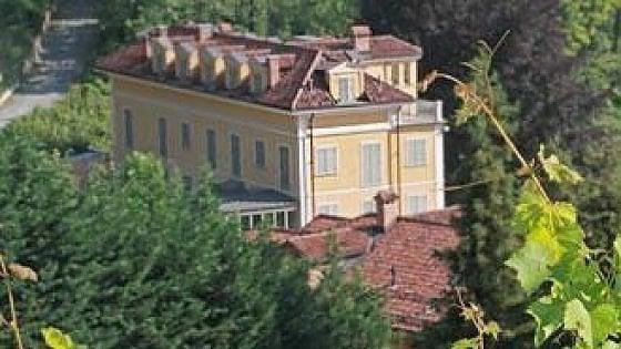 Torino due ore di sopralluogo a villa ronaldo - La casa della lampadina torino ...