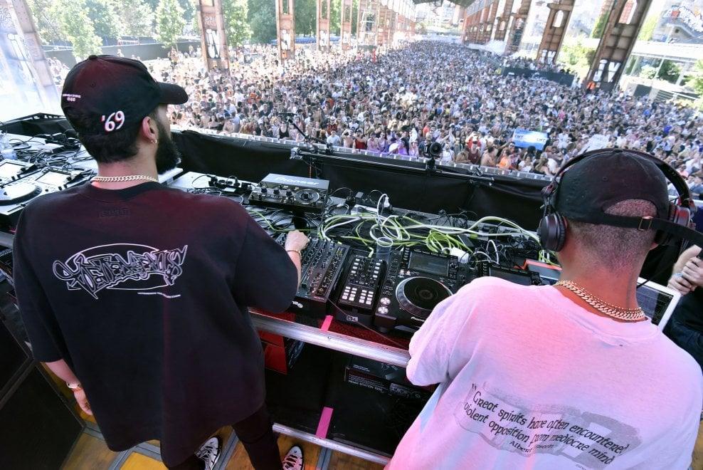 Kappa Futurfestival: il grande dj set che fa ballare il popolo della techno