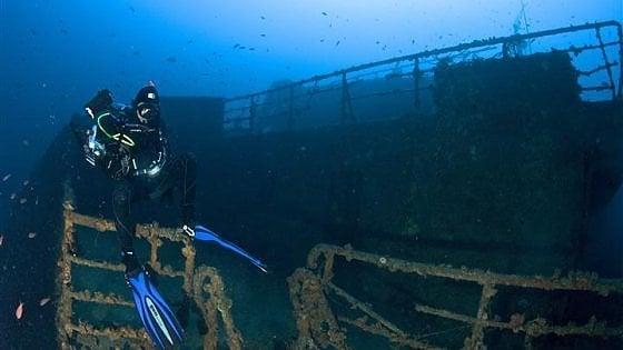 Donna sub di Torino dispersa sul relitto della Haven, la maledizione della petroliera colpisce ancora