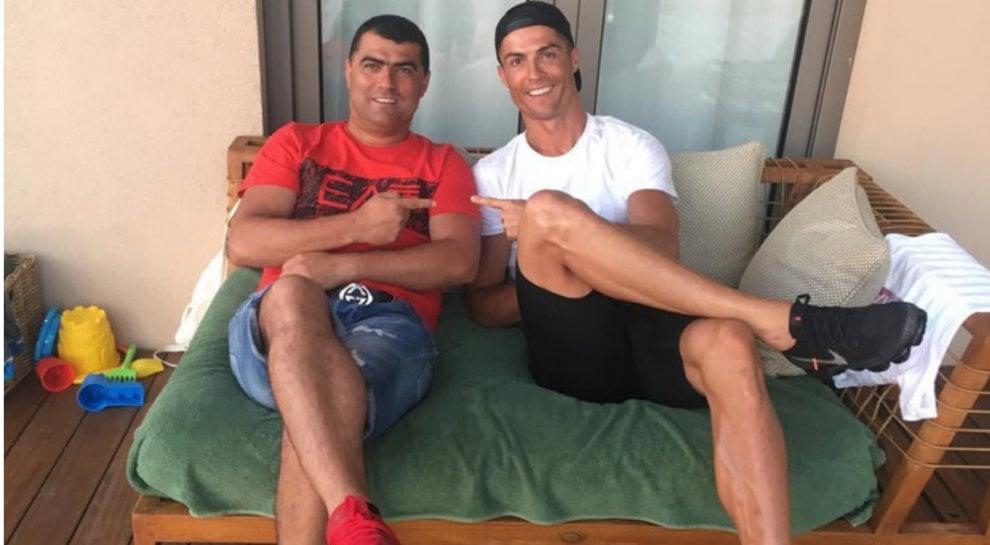 Ronaldo in vacanza veste già il bianconero