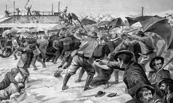 "La Francia ricorda con una lapide il massacro dei ""saliniers"" piemontesi"