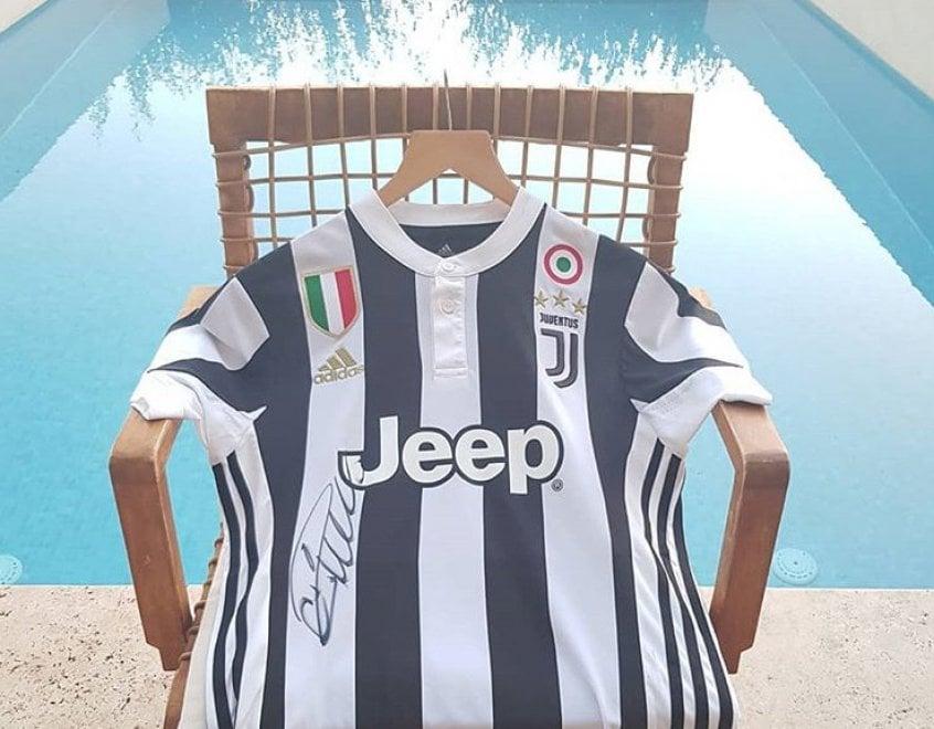 Maglia Home Juventus prima