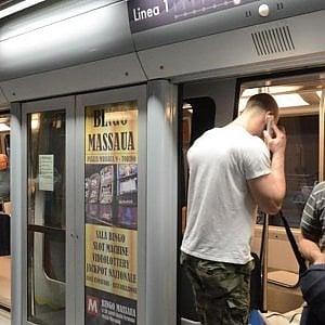Torino, black out telefonico nella metropolitana