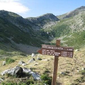 Ritrovato l'anziano disperso con il suo cane sulle montagne sopra Bussoleno: sta bene