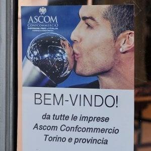"""""""Bem -Vindo CR7"""", Torino aspetta Ronaldo"""