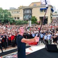 Cristiano Ronaldo in Cina, per il nuovo idolo bianconero un bagno di folla con i fan asiatici