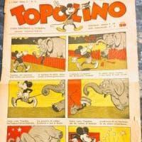 Il rarissimo primo numero di Topolino italiano aggiudicato all'asta per