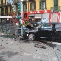 Torino: muore all'alba nello scontro tra auto all'incrocio di via Cigna
