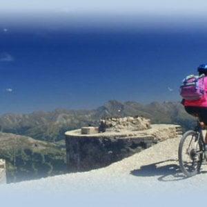 Torino: stroncato da un malore mentre in bicicletta affronta lo Chaberton