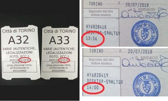 Torino, quattro ore per una carta d'identità: la mia odissea tra i dannati dell'Anagrafe
