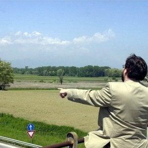 """L'agricoltore che ha comprato i terreni di Mediapolis: """"Ci farò coltivazioni biologiche e biogas"""""""