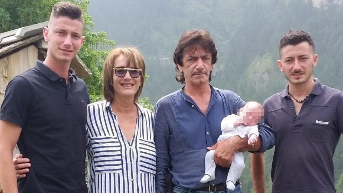 Cuneo Moses Miracle Newborn Son Of 55 Years Old Mother And Father 59