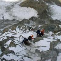 Troppo caldo sul Monte Bianco: sconsigliata l'ascensione sulla via normale del Gouter
