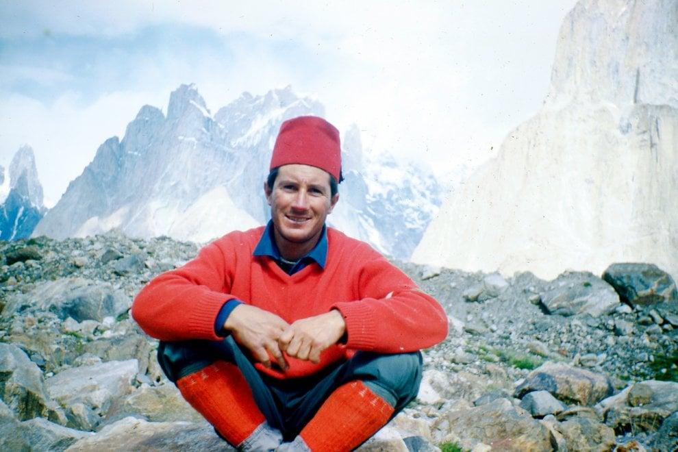 """Sessant'anni fa Bonatti e Mauri sul Gasherbrum IV, la """"montagna scintillante"""""""