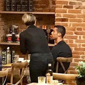 """Ronaldo seconda """"scappatella"""" gourmet: e questa volta sceglie la pizza"""