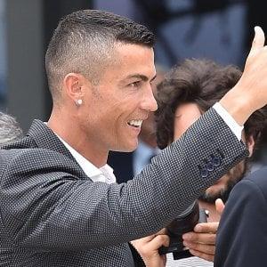 """Torino, per Littizzetto """"Ronaldo vicino di casa ingombrante"""""""