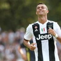 La Juve ne fa otto all'under 23, Ronaldo e Dybala vanno a segno