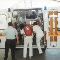Scontro tra un'auto e un'ambulanza, quattro feriti nell'Alessandrino