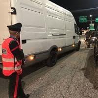 Torino: dal Fréjus alle autostrade, una notte di controlli per i carabinieri