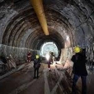 Tav,  il ministro Toninelli visiterà i cantieri  della Torino-Lione in Francia