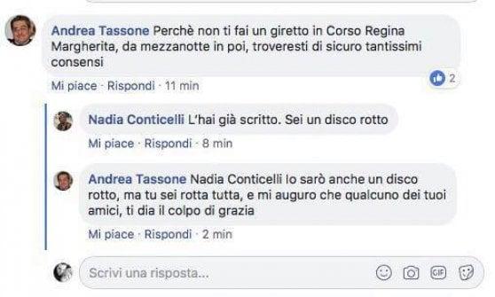 """Torino, odio social contro la consigliera Pd anti-Salvini: """"Spero che stuprino le tue figlie"""""""