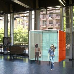 Torino, la rivoluzione di Palazzo Nuovo: addio alle storiche panchine nell'atrio