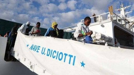 Torino, la Diocesi accoglie al Cottolengo due migranti eritrei sbarcati dalla nave Diciotti